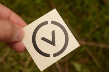 Переснимачка с логотипом Проект Венера